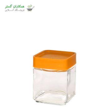 تصویر بانکه بلاک مربع نارنجی (IP-604)